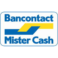 Mister Cash / Bancontact logo